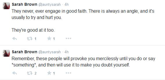 aunty entitled
